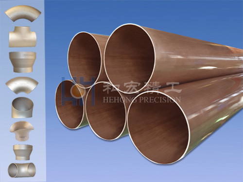 Big Outside Diameter Copper-nickel Alloy Pipes & fittings